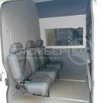 Установка врезных полохьев для сидений