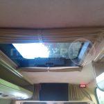 Установка стеклянного люка