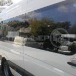 Установка стекол для микроавтобуса